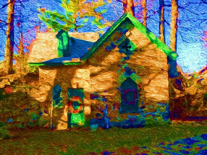fall-cabin