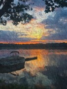 sunrise-edinboro-lake
