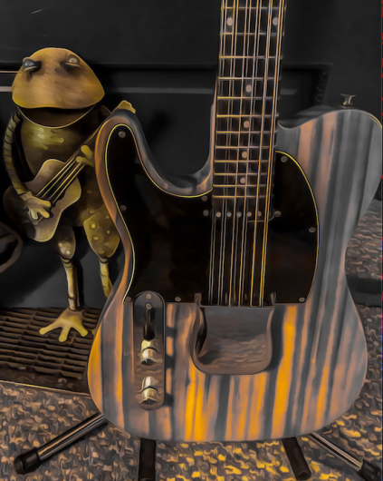 Tele-frog low res