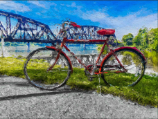 Riverside Bike
